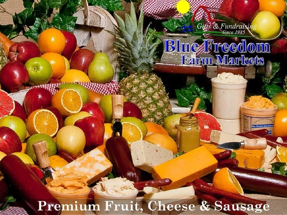 FFA Fruit, Cheese and Sausage Fundraiser