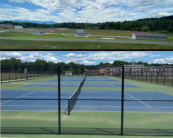 GCSD Track and Tennis Courts are Open