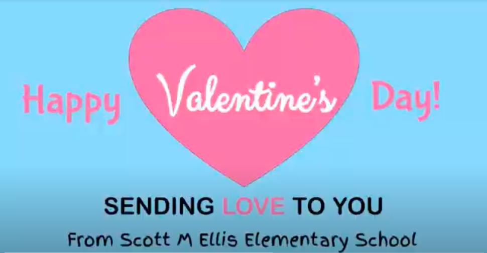 Happy Valentine's Day From Scott M Ellis  ES