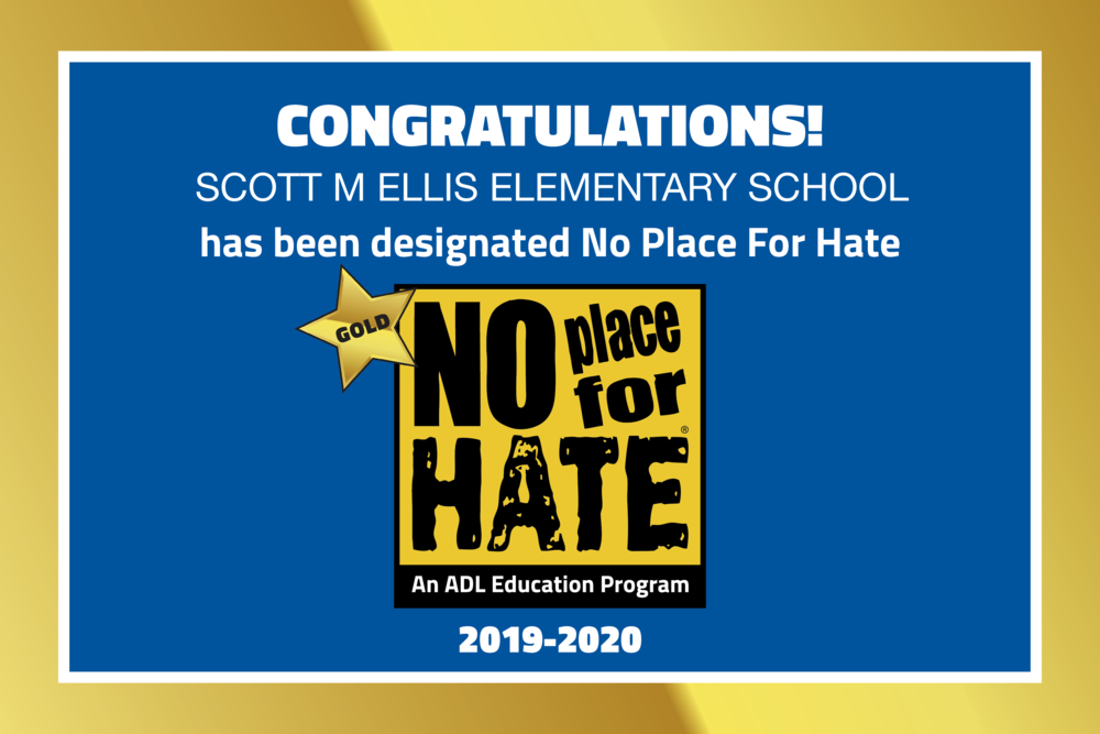 No Place for Hate!