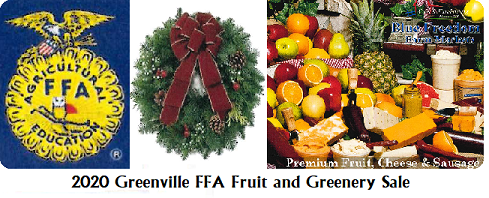 Greenville FFA Greenery Sale