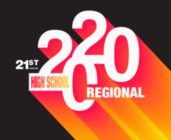​ 21st High School Juried Regional​