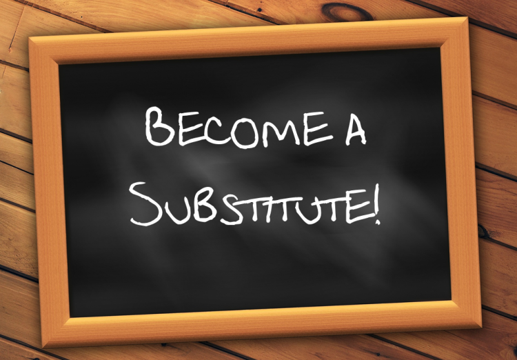 GCS is Hiring Substitutes in All Areas