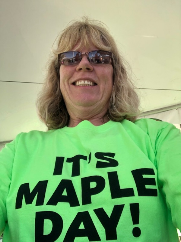 NY State Fair for Maple Day!