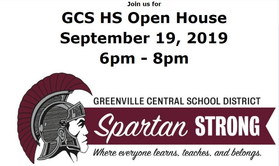 GCS HS Open House