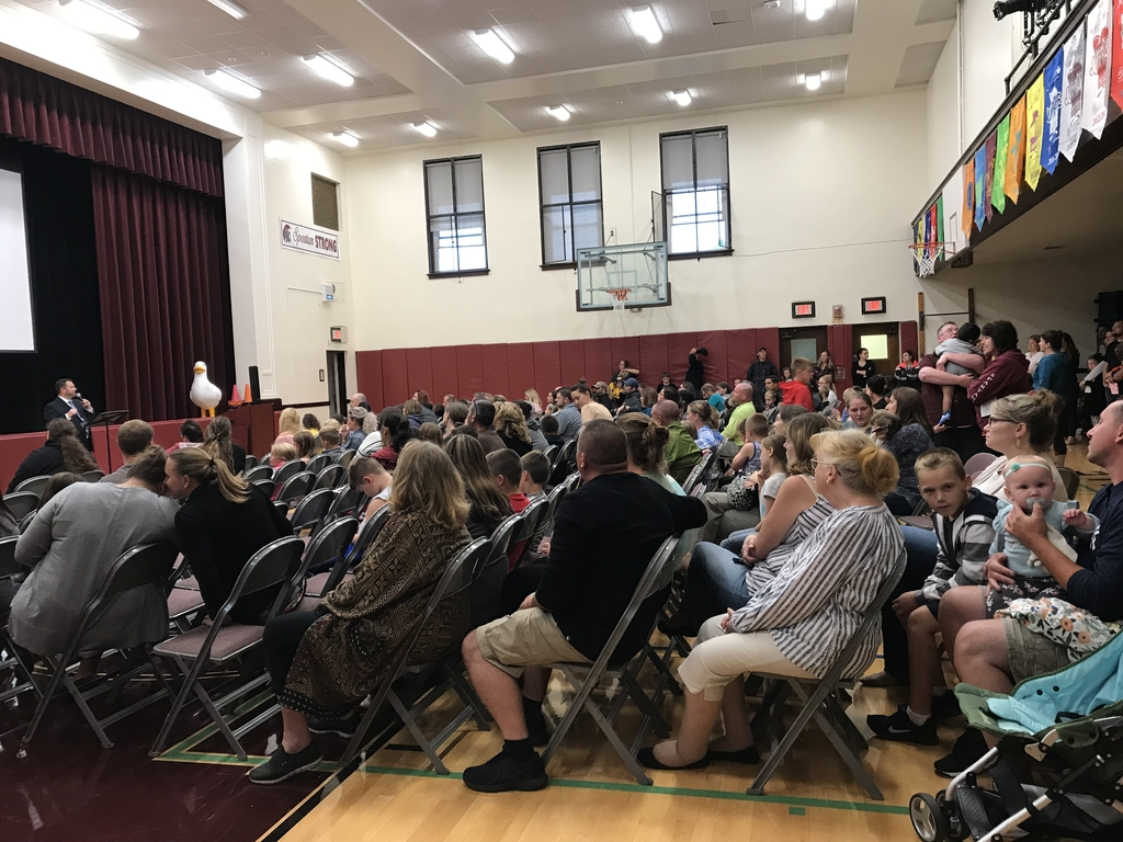 Elementary Open House Grades 3-5