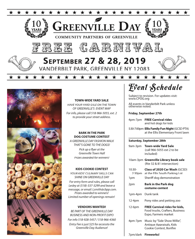 Greenville Day