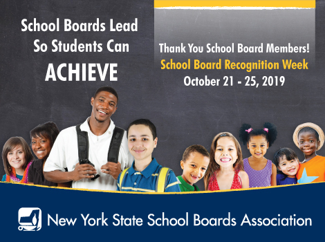 School Board Recognition Week