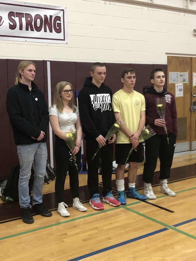 Wrestling: Senior Night