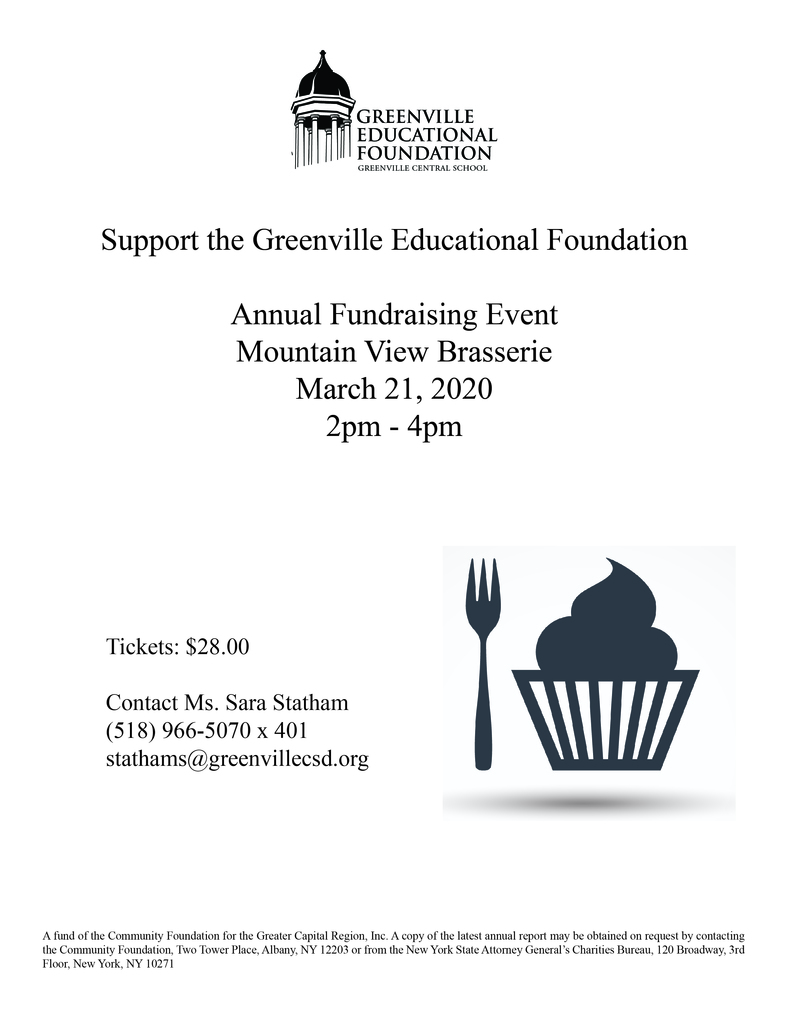 GEF Annual Fundraising Event